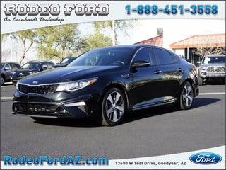Used Kia Optima Goodyear Az