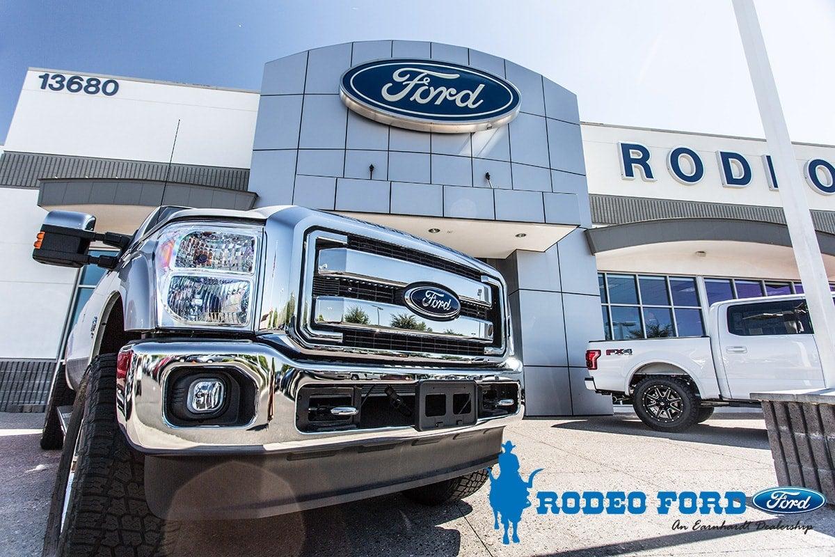 Phoenix Ford Dealership Photo Gallery